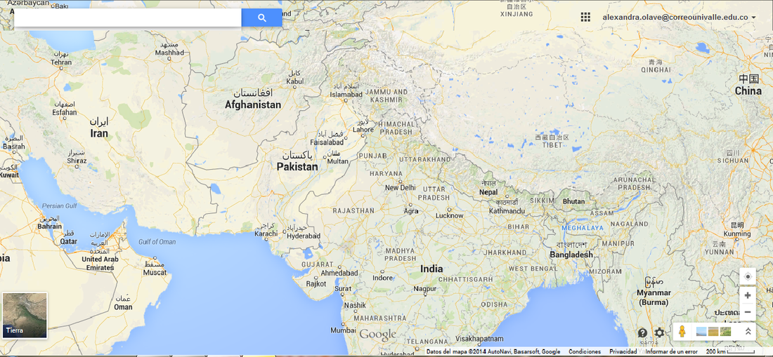 About Welcome To The Unknown - Pakistan language map